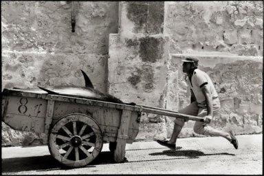 Leonard Freed Sicilia, 1975 © Leonard Freed - Magnum (Brigitte Freed)