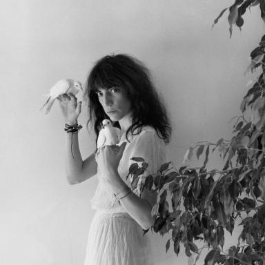 Robert Mapplethorpe, Patti Smith, 1979, ©Robert Mapplethorpe Foundation. Used by permission