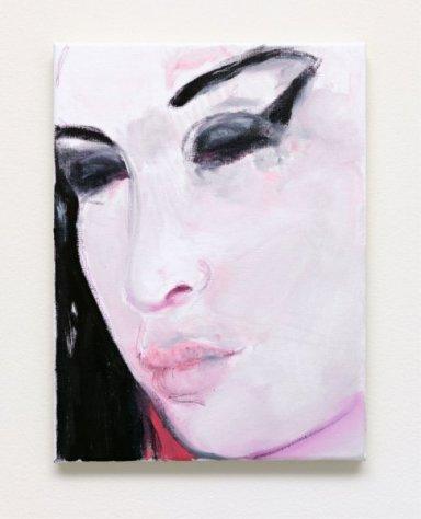Marlene Dumas, Amy Pink, 2011