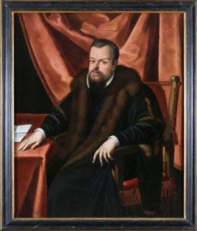 Ritratto inedito di Guglielmo Gonzaga, olio su tela