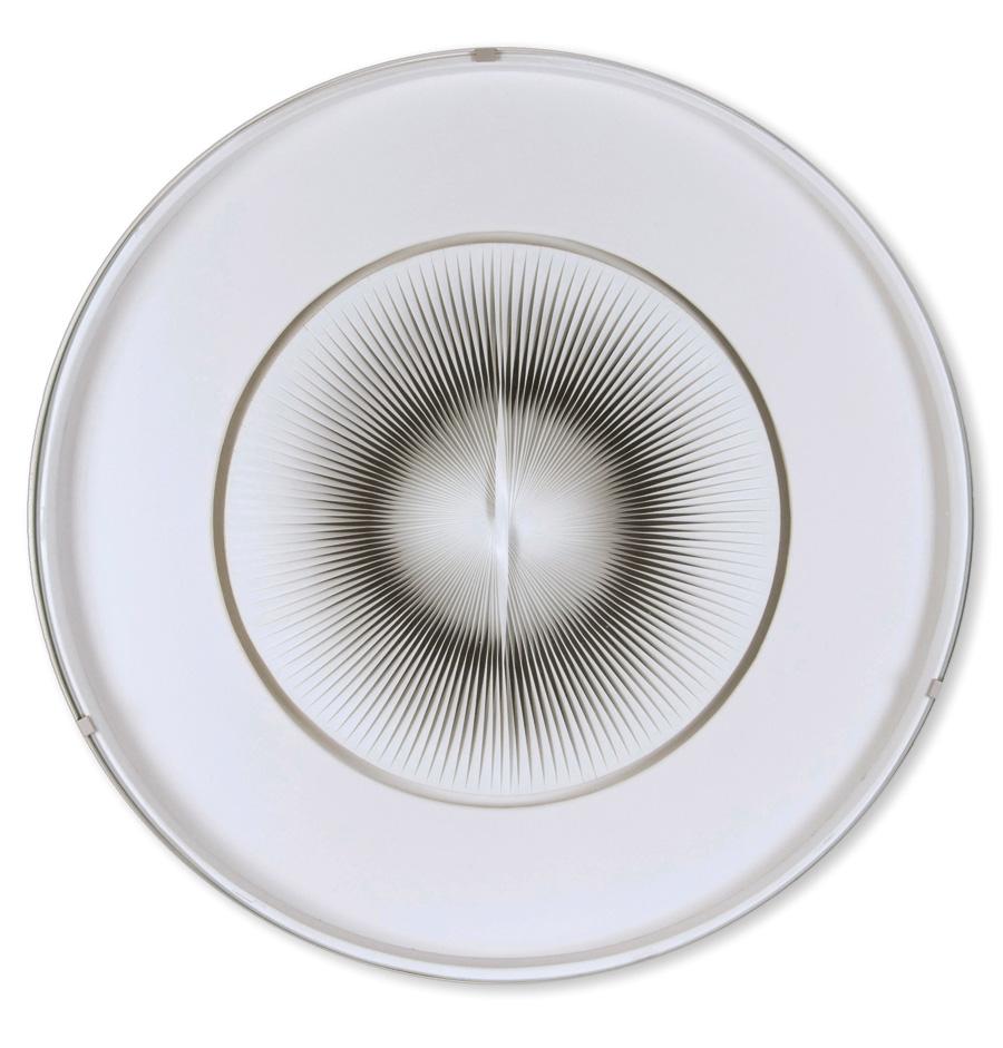 Gruppo N, Variable round image, 1962, diametro 28 cm, coll. Archivio Biasi, Padova