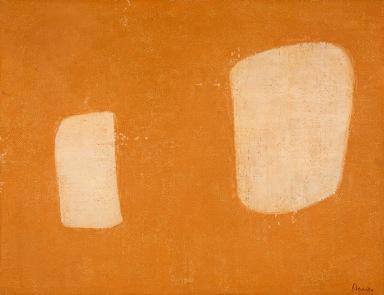 M. Davico, Colore e spazio n. 1,1962, cm 65 x 85