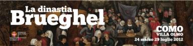 La dinastia Brueghel Villa Olmo Como