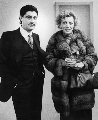 1974, Dadamaino al Salone Annunciata di Milano, arte expo cultura