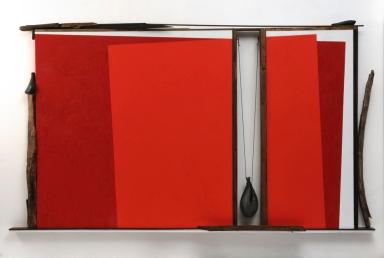 Giuseppe Maraniello In-Es, cm 206x346x15, 2012, Lorenzelli Arte, Milano