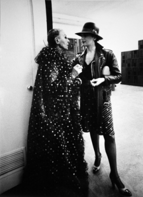 Louise Nevelson, Studio Marconi, May 1973, photograph Mario Carrieri