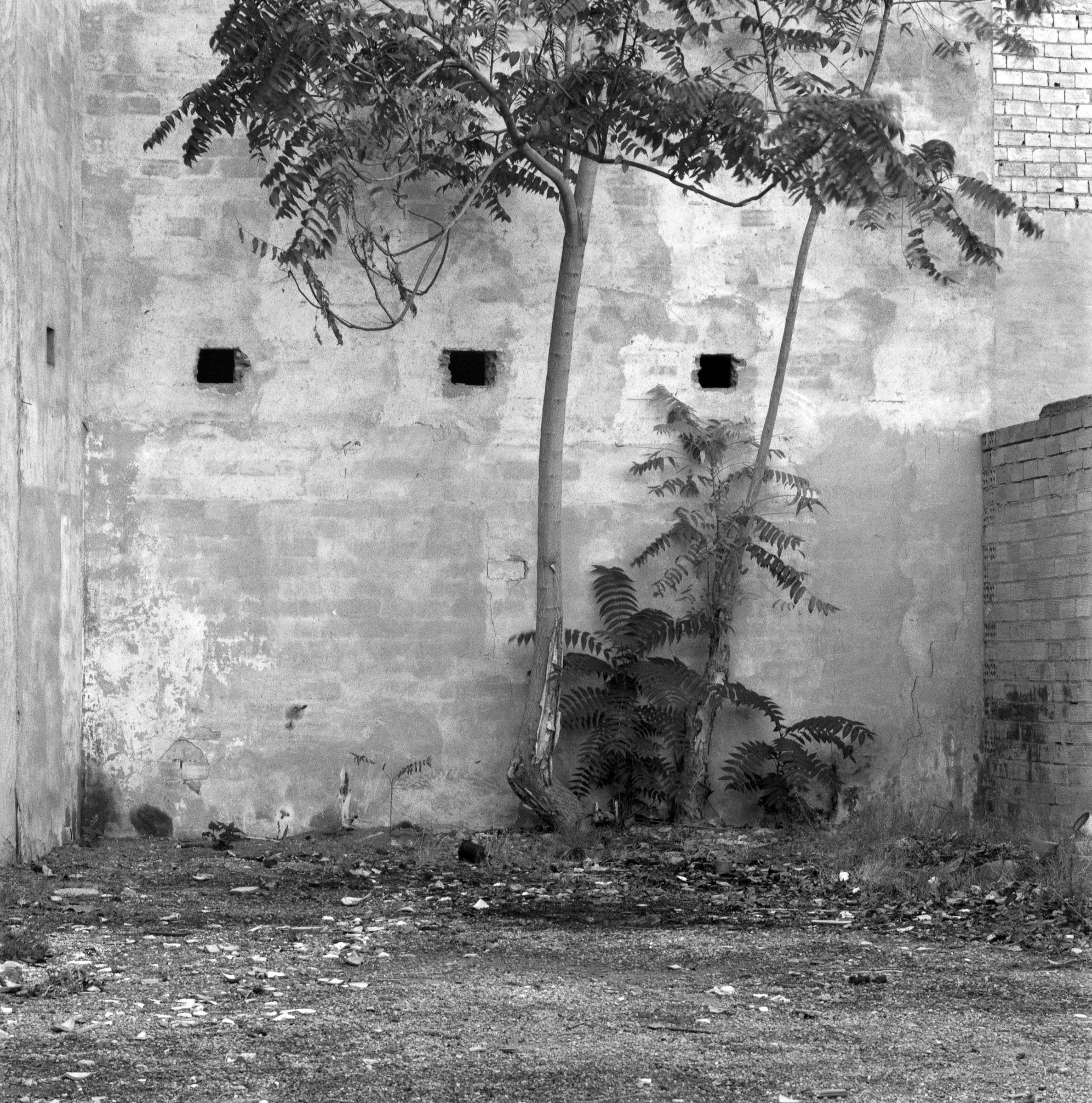 Alberto Garcia-Alix, El lugar de mi confesión, 1995 © Alberto Garcia-Alix, courtesy Camera16, Milano