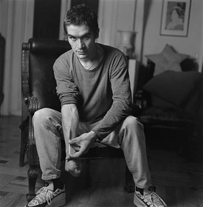 Alberto Garcia-Alix, Juanito, 1997 © Alberto Garcia-Alix, courtesy Camera16, Milano