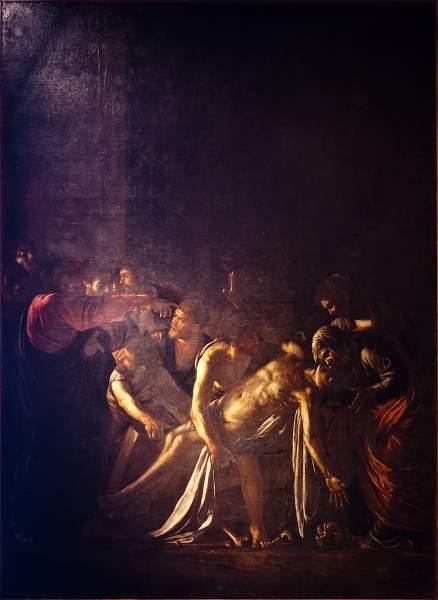Caravaggio e la Resurrezione di Lazzaro, Museo di Roma - Palazzo Braschi, arte mostre a Roma
