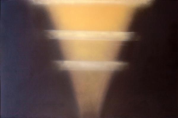 Claudio Olivieri, Erewhon, 190x300 cm, 2008, Museo Diocesano di Milano - MuDi contemporanea, cultura expo arte