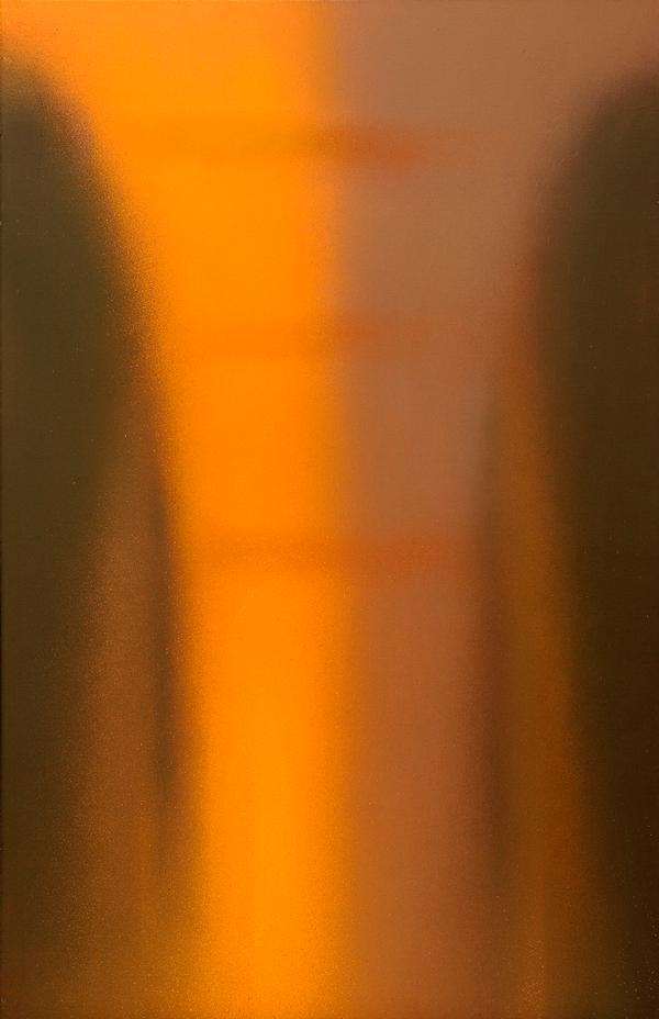 Claudio Olivieri, Musa in esilio, 200x130 cm, 2009, , Museo Diocesano di Milano - MuDi contemporanea, cultura expo arte