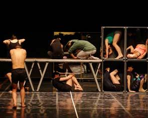 Ismael Ivo - Biblioteca del corpo, Festival Internazionale di Danza Contemporanea della Biennale di Venezia