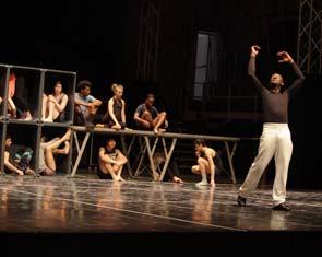 Ismael Ivo - Biblioteca del corpo, inaugura l'8° Festival Internazionale di Danza Contemporanea della Biennale di Venezia