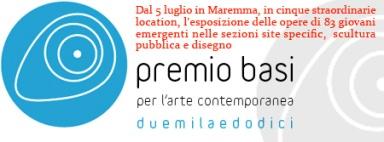 PREMIO BASI per l'arte contemporanea 2012 - artisti finalisti