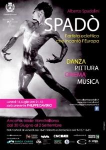 Spadò - L'artista eclettico che incantò l'Europa, mostra su Alberto Spadolini - Mole Vanvitelliana di Ancona, Milano arte e cultura