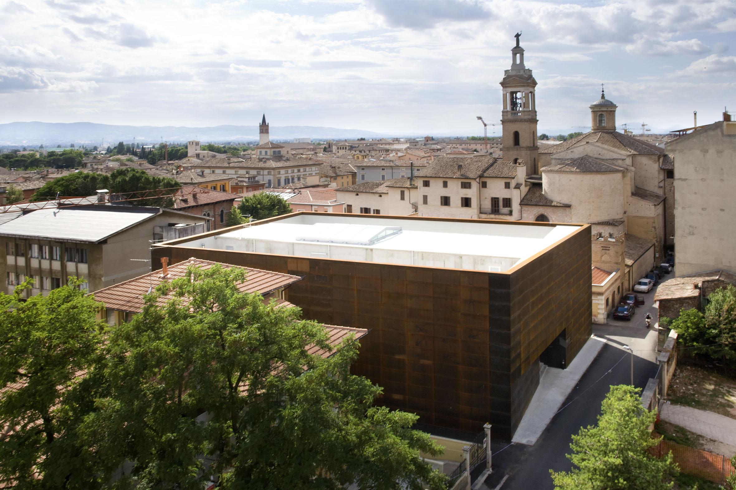 CIAC, Centro Italiano Arte Contemporanea di Foligno