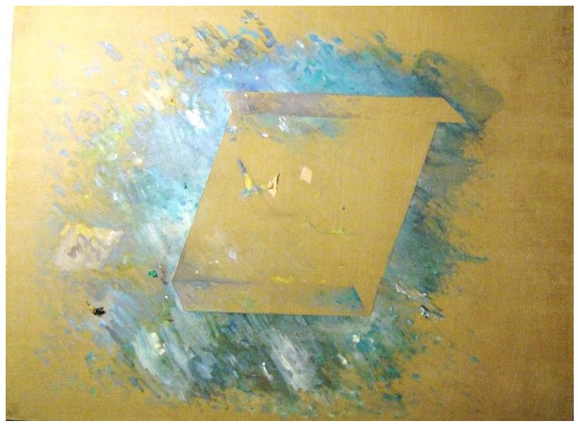 Exfabbricadellebambole, Gustavo Bonora, orizzonte, 1994, Milano arte expo