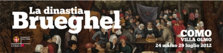 Milano expo arte grandi mostre, La dinastia Brueghel, Villa Olmo di Como
