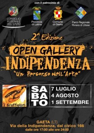 OPEN GALLERY INDIPENDENZA 2012, Milano arte expo mostre e gallerie