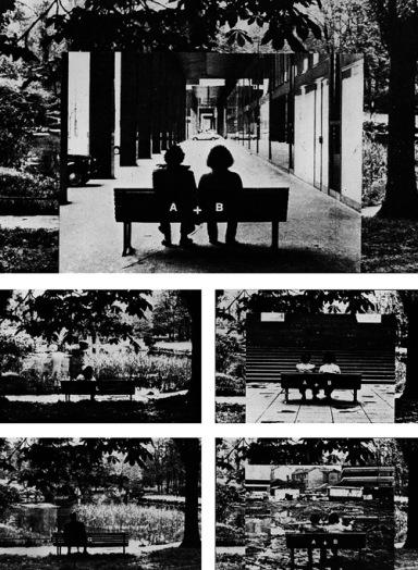 UGO LA PIETRA Abitare a Milano, Fondazione Mudima - Milano decodificazione urbana con vincenzo ferrari, 1975