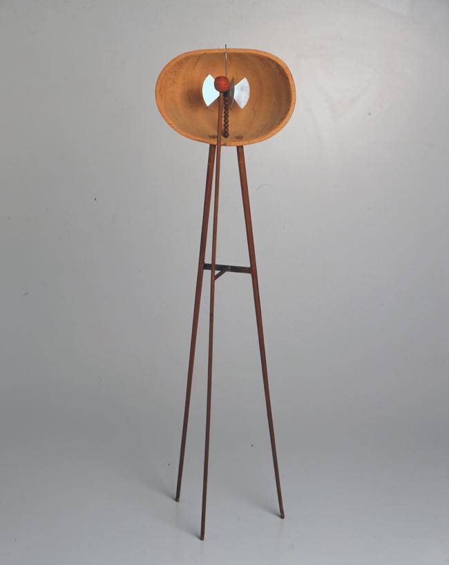 BRUNO MUNARI My Futurist Past, Estorick Collection of Modern Italian Art, Useless Machine