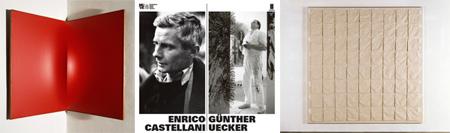 Enrico Castellani - Günther Uecker, Ca' Pesaro Galleria Internazionale d'Arte Moderna, Milano Arte Expo