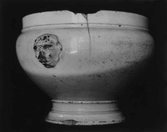 Franco Vimercati, Il ciclo della zuppiera, 1991, 17,4 × 22 cm, Collezione privata, Palazzo Fortuny, Milano Arte Expo
