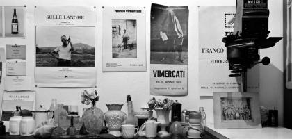 Franco Vimercati studio, Venezia, Palazzo Fortuny, Milano Arte Expo