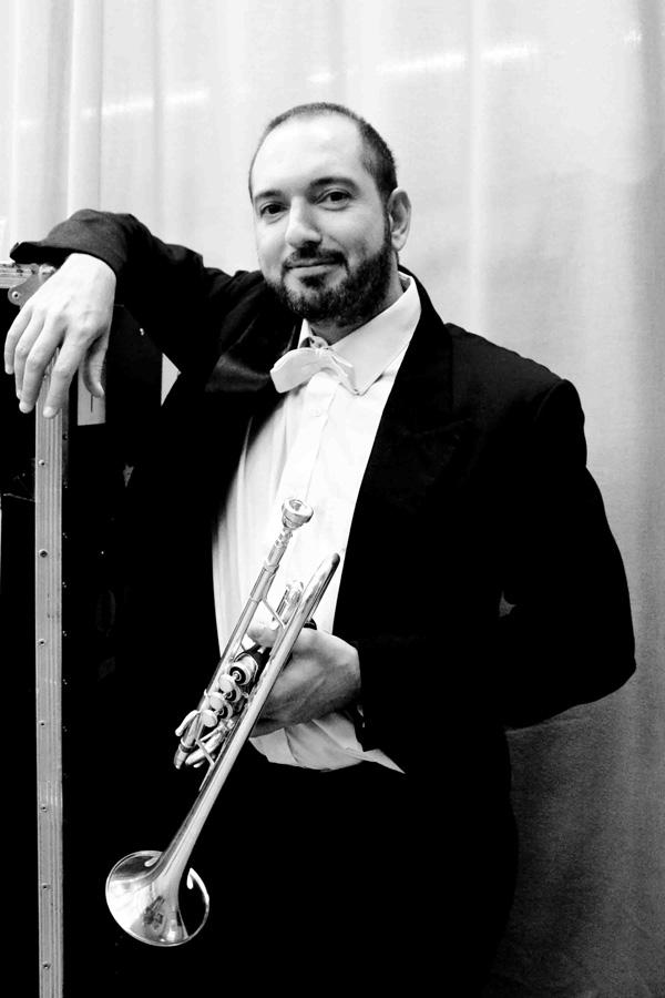 Alessandro Caruana, Prima tromba dell'Orchestra Verdi