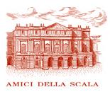 AMICI DELLA SCALA Milano