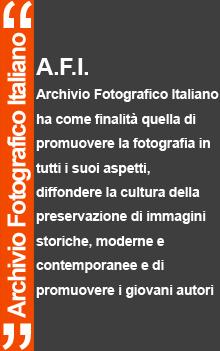 Archivio Fotografico Italiano, mostre di fotografia