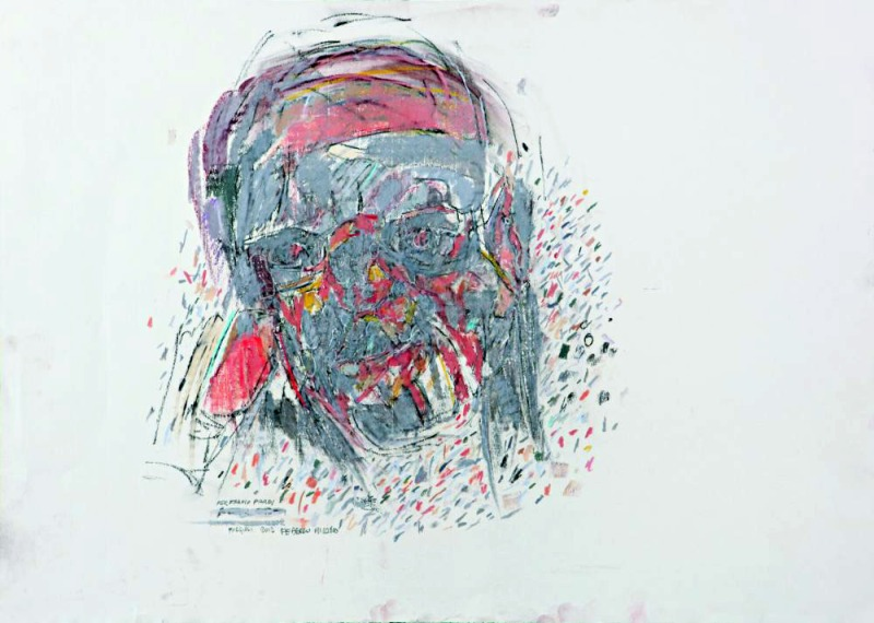 Attilio Forgioli, Franco Pardi, 2011-2012, Milano Arte