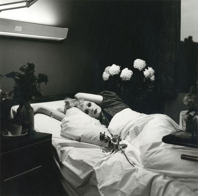 CHANGING DIFFERENCE, GALLERIA CIVICA MODENA, Peter Hujar, Candy Darling on her Deathbed 1974