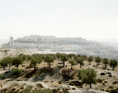 Francesco Jodice, What We Want, Bethlehem, T62, 2010, Galleria Michela Rizzo, cura di Angela Madesani