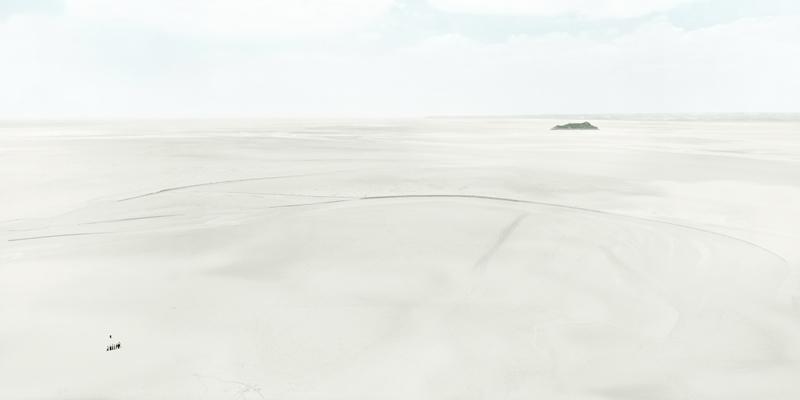 Galleria Michela Rizzo, Francesco Jodice, What We Want, Normandy, T30, 2000,Milano Arte Expo