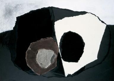 Italo Valenti, Á minuit le soleil brillant, 1961, Museo Comunale d'Arte Moderna, Ascona