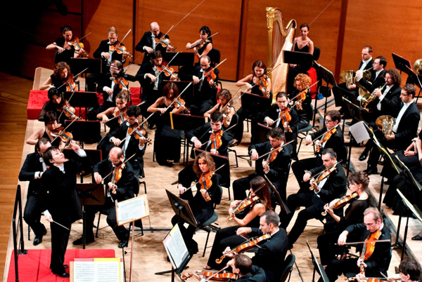 laVerdi, Zhang Xian, Orchestra Sinfonica di Milano Giuseppe Verdi, Milano Arte Expo