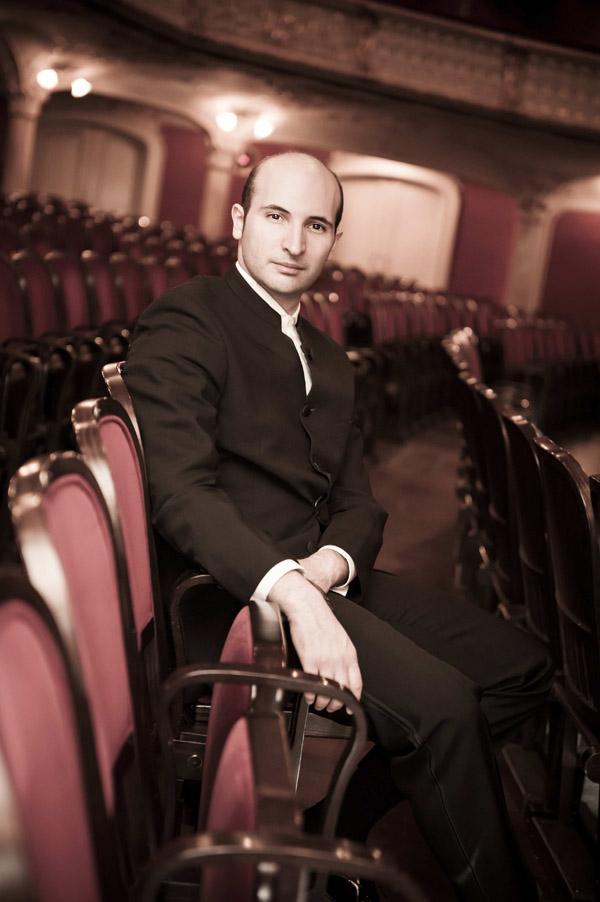 Milano Concerti, Gaetano d'Espinosa dirige LaVerdi