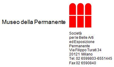 Milano Expo, Museo della Permanente