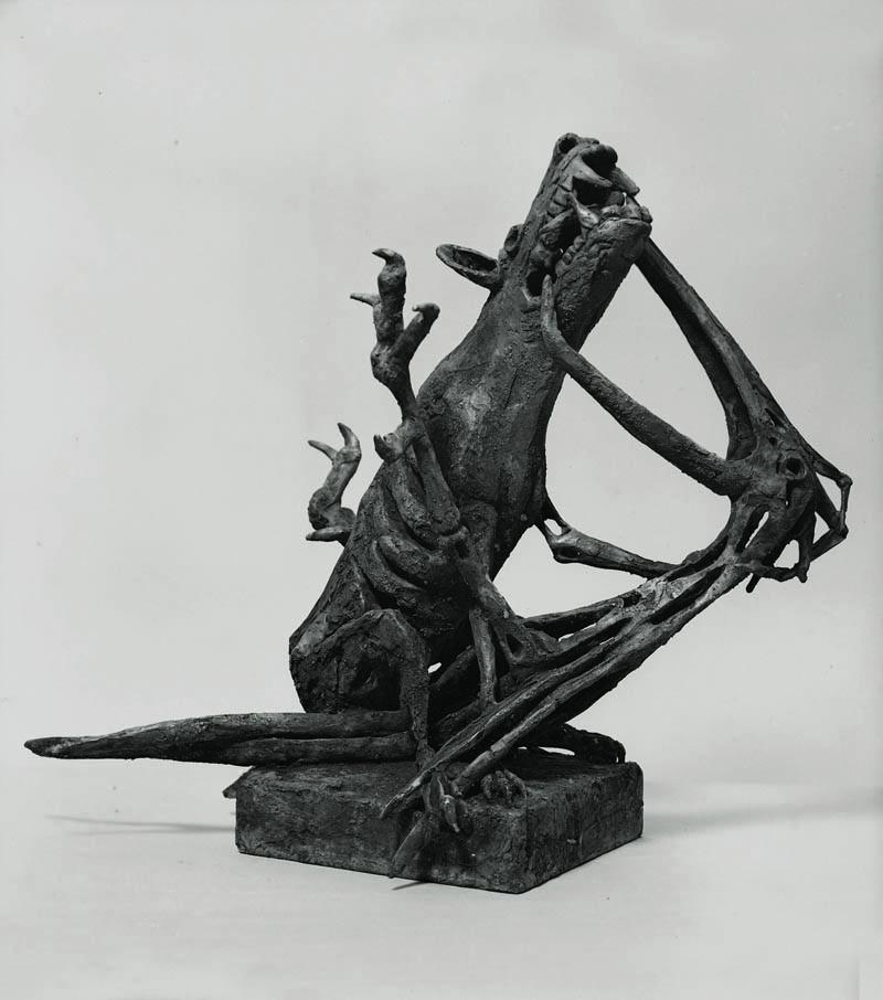 Milano gallerie arte contemporanea, Agenore Fabbri