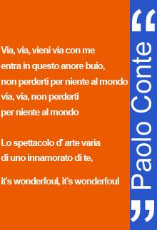 Paolo Conte concerto Festival Mito
