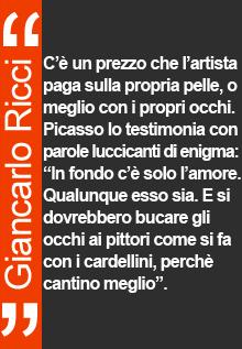 Picasso Milano Palazzo Reale 2012