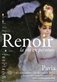 Renoir Pavia Scuderie del Castello Visconteo