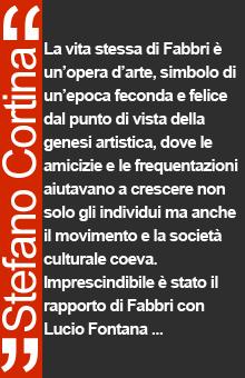 Stefano Cortina arte Milano
