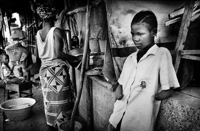 FESTIVAL FOTOGRAFICO ITALIANO 2012, Franco Pagetti, Sierra Leone