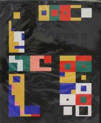 Hans Richter, Rhythmus 25, Galleria Peccolo Livorno