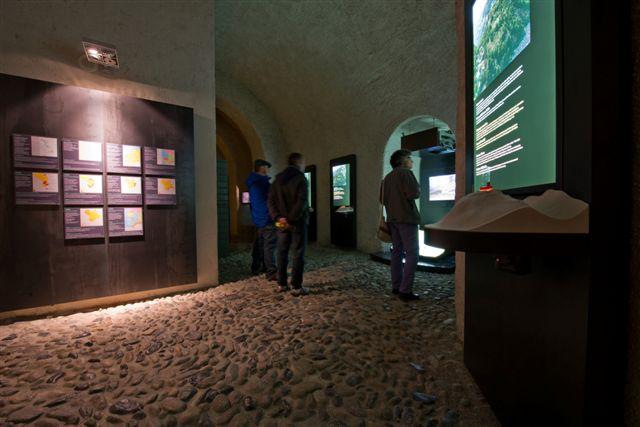 Il Forte di Bard e la sua storia un percorso tematico multimediale nelle Prigioni