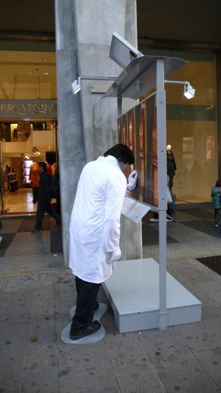 Mark Jenkins, Vienna Tourist Board, Milano Arte Expo