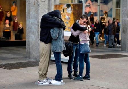 Mark Jenkins, Vienna Tourist Board, The Kiss