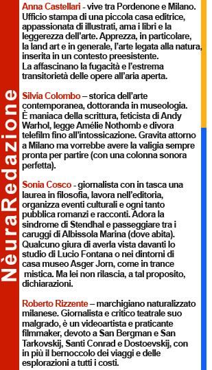 Nèura - Anna Castellari, Silvia Colombo, Sonia Cosco, Roberto Rizzente